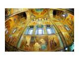 Мозаика свода храма Фотограф: В.Дейкин  Просмотров: 957 Комментариев: 0