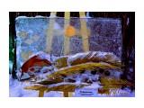 Ледяная картина.  Просмотров: 259 Комментариев: 0