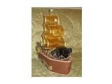 Корабль мужчине корабль полностью ручной работы 10 шоколадок Roshen 9 конфет Шоколадная ночь 6 шоколадных монет 5 шоколадных денег 1л виски Jack Daniel's возможно изготовление на заказ. Фантазия и возможности альбомом не ограничены :))  Просмотров: 1466 Комментариев: 0
