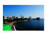Владивосток. Набережная с колеса Фотограф: vikirin  Просмотров: 433 Комментариев: 0