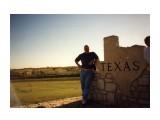 """Название: """"...я по свету ни мало хаживал..."""" Фотоальбом: Я Категория: Пейзаж Описание: Америка, граница штатов Оклахома и Техас, 1995 г.,октябрь  Просмотров: 1259 Комментариев: 0"""