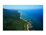 Вид на север с мыса Острый Фотограф: В.Дейкин  Просмотров: 1081 Комментариев: 1