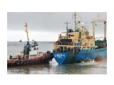 Порт Невельск. Фотограф: 7388PetVladVik  Просмотров: 1788 Комментариев: 0