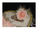 свадебный тортик с кармашком для денег 600гр Рошен Konafetto крем згущ.молоко 4 конфеты феррейро  возможно изготовление на заказ. Фантазия и возможности альбомом не ограничены :))  Просмотров: 1190 Комментариев: 0