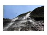 Водопад.. Рассыпанная в воздухе прохлада.. Фотограф: vikirin  Просмотров: 1216 Комментариев: 0