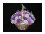 корзина 17 конфет Waferatto Landrin 14 конфет феррейро 17 конфет раффаэлло  возможно изготовление на заказ. Фантазия и возможности альбомом не ограничены :))  Просмотров: 1008 Комментариев: 0