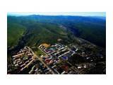 Долинск, вид на теплую долину Фотограф: В.Дейкин  Просмотров: 1512 Комментариев: 2