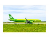 A321 Neo. S7 Airlines.