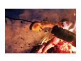 Поджарить кусочек хлеба на костре... Фотограф: vikirin  Просмотров: 3592 Комментариев: 0