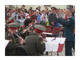 Центральный военный оркестр МО РФ 16 сентября 2011г г. Томари  Просмотров: 3523 Комментариев: 0
