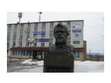 Чехов, это наше всё... Бюст А.Чехову в центре Александровска-Сахалинского  Просмотров: 2723 Комментариев: