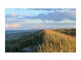 Песчаная коса, слева море,справа залив.. снято в RAW Фотограф: vikirin  Просмотров: 2746 Комментариев: 0