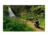Опять водопад ))) Фотограф: Зинаида Макарова  Просмотров: 2891 Комментариев: 3