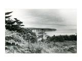 О.Кунашир. Курильский пейзаж Курилы прошлый век.  Просмотров: 876 Комментариев: 1