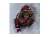 племяшка в снегу :)  Просмотров: 55 Комментариев: