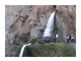 Киргизия.  Водопад Абшир - лето  Просмотров: 287 Комментариев: 0