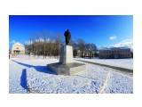 Площадь Ленина Фотограф: В.Дейкин  Просмотров: 1200 Комментариев: 0