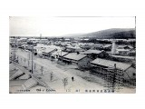 Период Карафуто 1912-15 гг. Тойохара. Первая пожарная каланча, справа. Архив А. Дозорного  Просмотров: 427 Комментариев: