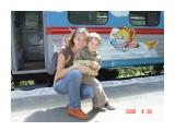 Название: Мое щастье :) Фотоальбом: Моя семья Категория: Семья  Время съемки/редактирования: 2009:08:30 00:30:05 Фотокамера: SONY - DSC-V1 Диафрагма: f/3.2 Выдержка: 10/800 Фокусное расстояние: 70/10 Светочуствительность: 100   Просмотров: 2159 Комментариев: 1