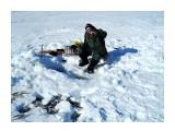 Зимняя рыбалка на Лунском.. Фотограф: vikirin  Просмотров: 2404 Комментариев: 0