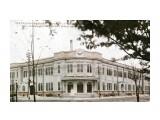 Тоёхара, 1929-31 год. Здание почтамта, строительство закончено в 1931 году. Архитектор Кинжиро Янасигава. Здание утрачено, сгорело на пожаре 15 апреля 1955. года  Просмотров: 43 Комментариев: