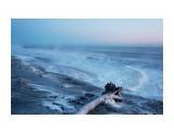 Утреннее море парит Фотограф: vikirin  Просмотров: 709 Комментариев: 0