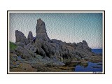 картина маслом,,на прибрежных скалах,,  Просмотров: 1151 Комментариев: 0