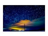 Звездный трек в сторону Березняков  Просмотров: 552 Комментариев: 1