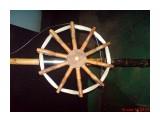 китайская рыболовная катушка сделана с бамбука,ручки нет,используется только китайцами,причем довольно успешно  Просмотров: 2280 Комментариев: