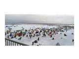 Вид на юг с моста р.Найбы 31.01.2014г  Просмотров: 4064 Комментариев: 0