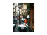 кафе в Petit France и вот так вот там выглядят практически все кафешки и маленькие ресторанчики - столики на улице обязательный атрибут  Просмотров: 2066 Комментариев:
