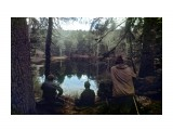 Озеро в верховьях р.Яблонки, левого притока р.Найбы. Былое  Просмотров: 1866 Комментариев: 1