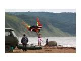Прилетел  с небес змей воздушный... Фотограф: vikirin  Просмотров: 1879 Комментариев: 0