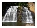 Вот он какой Черемшанский водопад! Фотограф: viktorb  Просмотров: 1595 Комментариев: 0