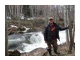 Встреча с небольшим водоскатом, на Уюновке! Фотограф: viktorb  Просмотров: 783 Комментариев: 0