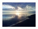 Закат.. тишина.. море в ложке.... Фотограф: vikirin  Просмотров: 2875 Комментариев: 0