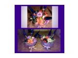 цветы из конфет в горшочке  Просмотров: 1401 Комментариев: 0