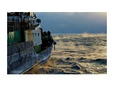 Морская рыбацкая  тема  На промысле в Татарском проливе.   Просмотров: 38  Комментариев: 0