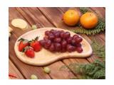 Деревянные тарелки для сервировки стола  Просмотров: 22 Комментариев:
