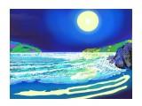 лунная ночь мышка .рисунок в 3-х прог  Просмотров: 109 Комментариев: 0