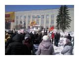 Митинг Фотограф: gadzila  Просмотров: 3055 Комментариев: 1