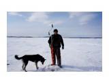 толщина льда на Тыми в Ногликах по рукоятку бура с насадкой Фотограф: vikirin  Просмотров: 165 Комментариев: 0