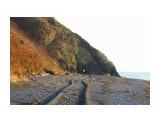 Тунель в скале невдалеке от устья Островки  Просмотров: 1306 Комментариев: