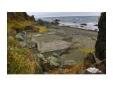Неизвестный объект на морском побережье Долинский район  Просмотров: 390 Комментариев: 0