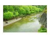 Рыбаки на реке Фирсовка Фотограф: В.Дейкин  Просмотров: 1290 Комментариев: 0