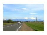 Кавказские горы Фотограф: gadzila Вид с Кубани на горы Кавказа  Просмотров: 520 Комментариев: 0