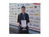 Ким Ман Ок - Серебряный призер Всероссийских соревнований по Кендо 2018