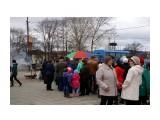 vikirin: 9 мая в Тымовске очередь за шашлыками