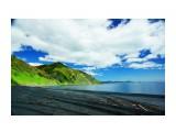 Вид с юга на мыс Евстафия Фотограф: В.Дейкин  Просмотров: 1207 Комментариев: 0