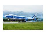 Самолеты  Boeing 747. AirBridge Cargo. 30.07.2018  Коровий рейс.   Просмотров: 135  Комментариев: 0